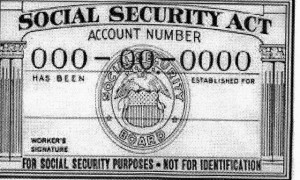 How to get a replacement social security card Columbus Ohio