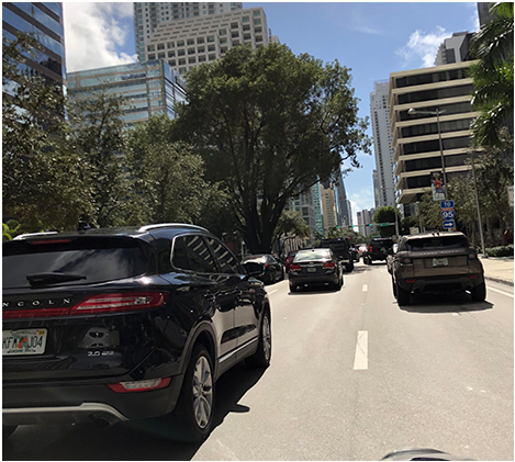 Traffic Downtown